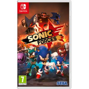 sega jeu switch sonic forces pas cher achat vente. Black Bedroom Furniture Sets. Home Design Ideas