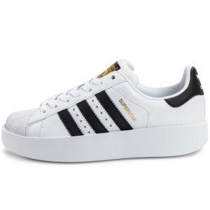 Adidas originals - Superstar Bold Blanche Et Noire