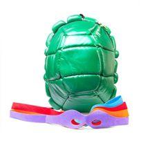 Teenage Mutant Ninja Turtles - Turtles Rucksack inkl. Augenbinde