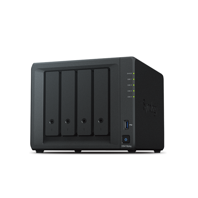 SYNOLOGY - DS418play