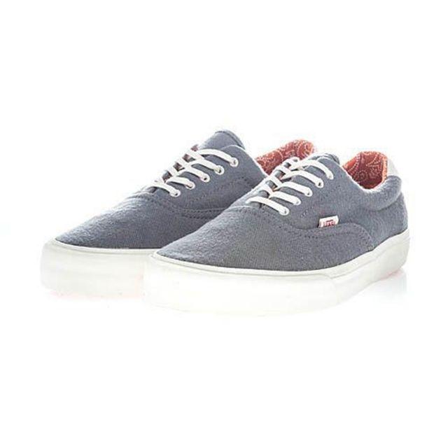 Vans - Baskets Era 59 Ca Brushed Sedona Sage skate shoes ...
