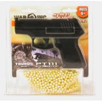 Cybergun - Taurus Millenium Pt111 noir Jouet 500 billes incluses 0,07j spring