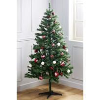 CARREFOUR - Sapin artificiel branchages denses n°8 - H 210 cm - DE61666