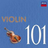 Decca - Compilation - 101 Violon Coffret