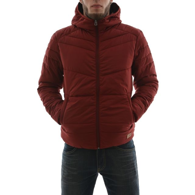 Jack   Jones - Blousons et vestes Jack And Jones bomb rouge Xxxl ... 7aa43a5e41e2