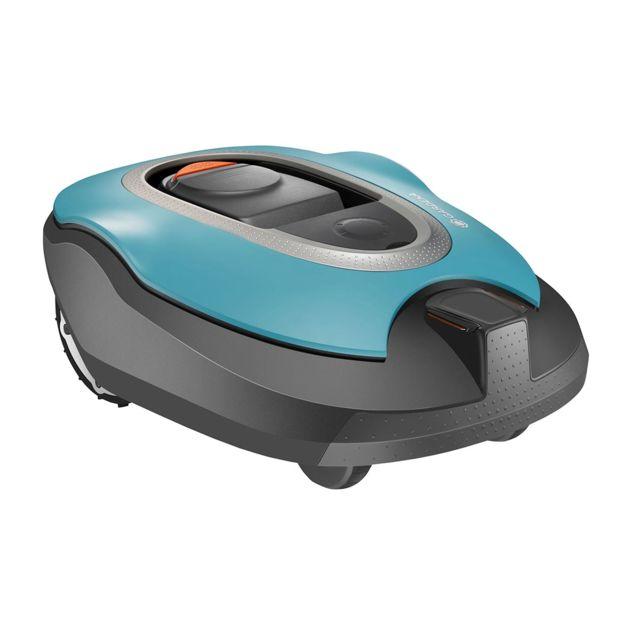 gardena robot tondeuse sileno 1000 m pas cher achat. Black Bedroom Furniture Sets. Home Design Ideas