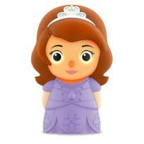 Philips - Disney - Veilleuse portable à pile Softpal Led Princesse Sofia H12,5cm - Guirlande et objet lumineux designé par