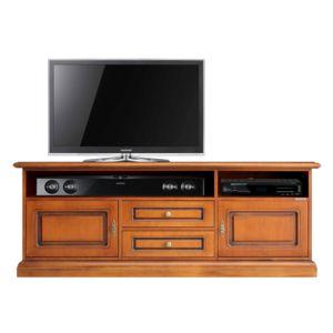 soldes arteferretto meuble tv barre de son merisier pas cher achat vente meubles tv hi fi. Black Bedroom Furniture Sets. Home Design Ideas