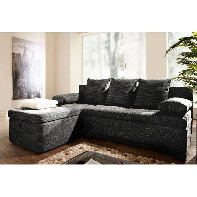 canap angle gris. Black Bedroom Furniture Sets. Home Design Ideas