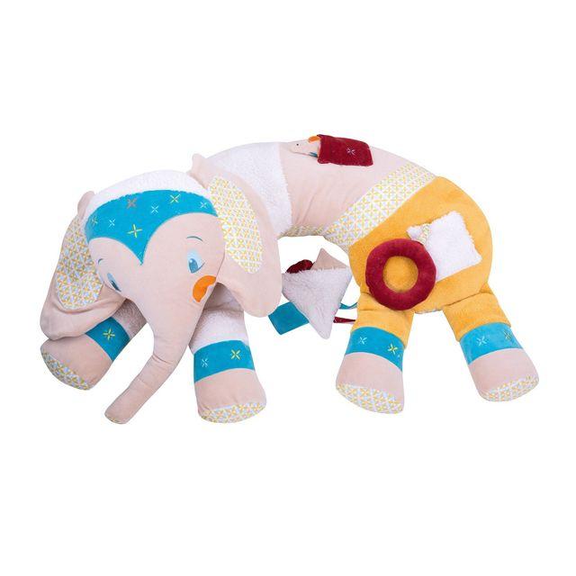 L'OISEAU Bateau - Cale bébé d'éveil Éléphant