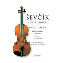 Bosworth - Op.1 Part 1 - Violon