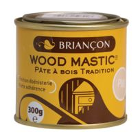 Briancon - Mastic De Finition Wood Mastic - Finition:Chêne clair