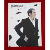 Beuscher - Partition Julien Clerc - Où s'en vont les avions - Piano Voix Guitare