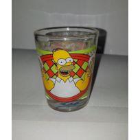 Simpsons - Verre à liqueur, shooter Homer