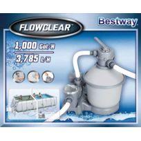 Filtration piscine achat filtration pour piscine pas cher rueducommerce - Adaptateur pour tuyau annele 32 38 pour piscine hors sol ...
