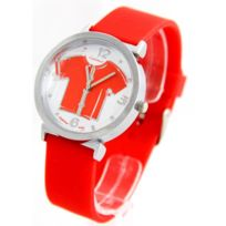 Cadiman Femme - Montre Femme Silicone Rouge 2260