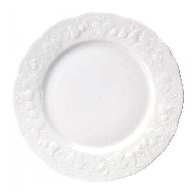deshoulieres les 6 assiettes plate 26 5 cm california par deshouli res pas cher achat. Black Bedroom Furniture Sets. Home Design Ideas