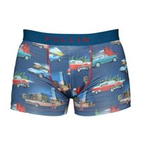 Pullin - Pull In - Boxer - Homme - Deluxe Master - Bleu Marine