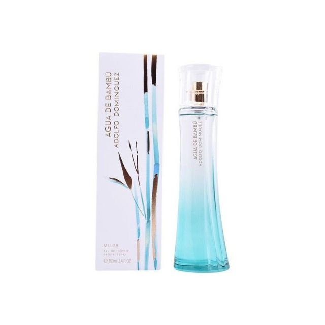 Ml Parfum Femme Bambú Edt Pas De Dominguez Agua Cher 100 Adolfo 80mNwn