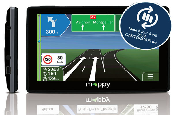 Télécharger Mappy Gps Free Sur Android Et Gagner Des Cadeaux