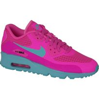 Nike - Air Max 90 Br Gs 833409-600 Enfant mixte Baskets Rose