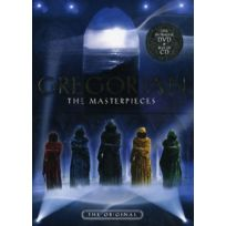 Edel Italy Srl - Gregorian - The Masterpieces +CD, IMPORT Anglais, IMPORT Coffret De 2 Cd - Edition simple