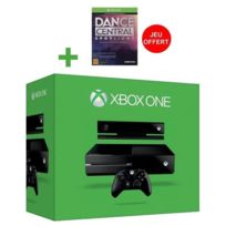 Microsoft - Pack Xbox One + Kinect + Dance Central