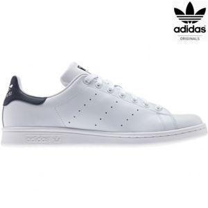 Adidas originals - Stan Smith Blanc Bleu M20325