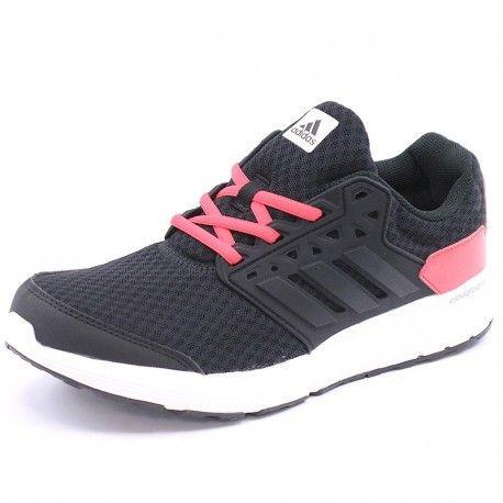 Chaussures Adidas Galaxy noires femme 3SvxvSuyr