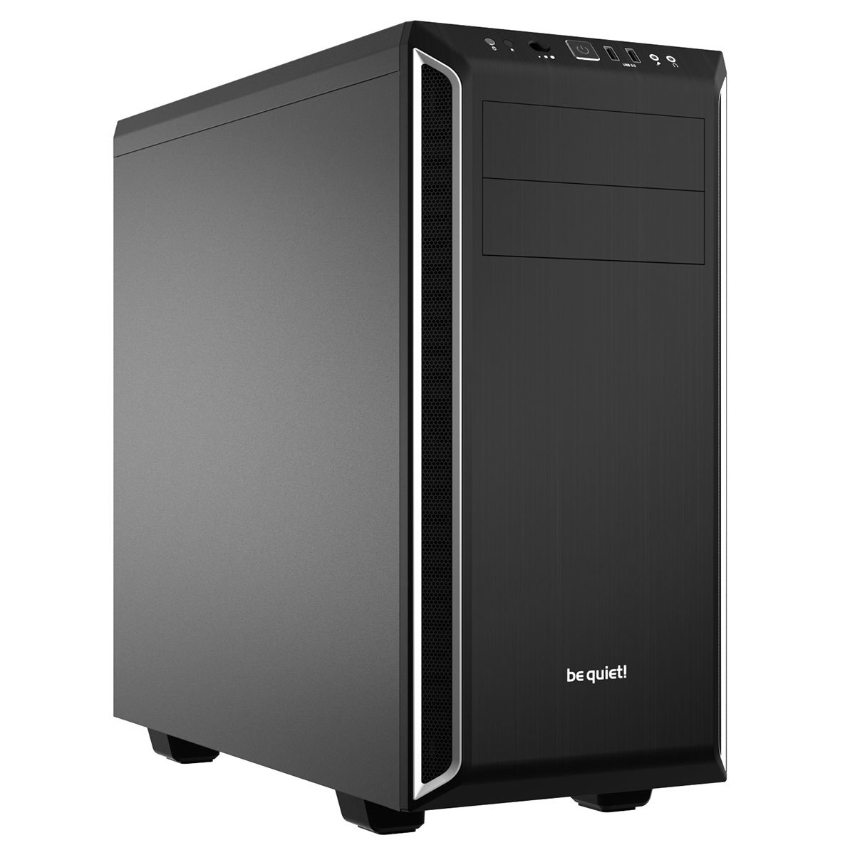 Boitier PC Pure Base 600 Silver Be Quiet