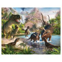 Room Studio - Fresque murale Dinosaures