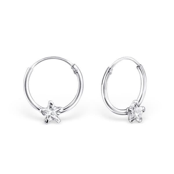 bijoux argent femme 925 boucle d'oreille