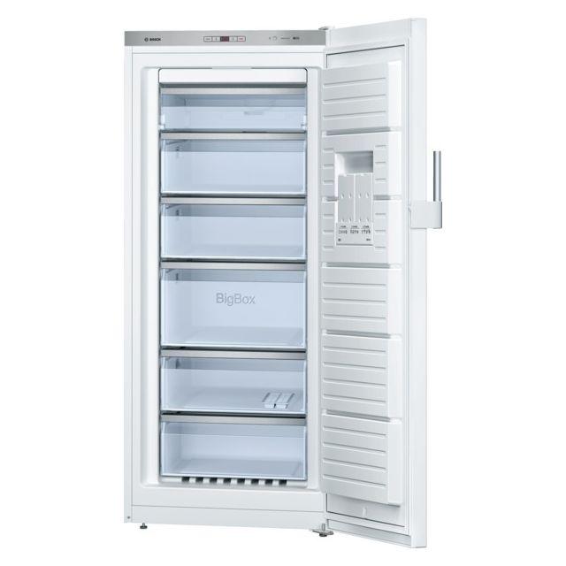 Bosch cong lateur armoire 70cm 286l no frost a blanc gsn51aw31 achat cong lateur - Pack refrigerateur congelateur armoire ...