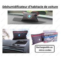 Carpoint - Deshumidificateur de voiture absorbeur humidité Pingi