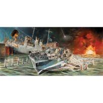 Italeri - Maquette bateau : Vopser Mtb74 Raid Saint Nazaire