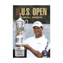 Green - 2005 U.S. Open - Campbell Conquers Import anglais