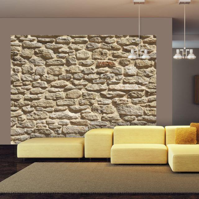 Artgeist Papier Peint Vieux Mur En Pierre 300x231 Fonds Et