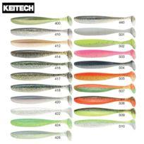 Keitech - Leurre Easy Shiner