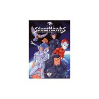 Manga Distribution - Coffret Silverhawks. Partie 03