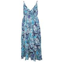 7fa6c51053a Generic - Robe d été à motif floral - Femme Small