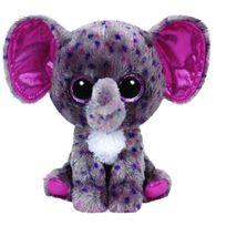 Carletto - 7136156 Beanie Boo's - Specks L'éléphant, 15 cm