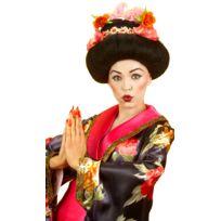Widmann - Perruque Geisha Noire