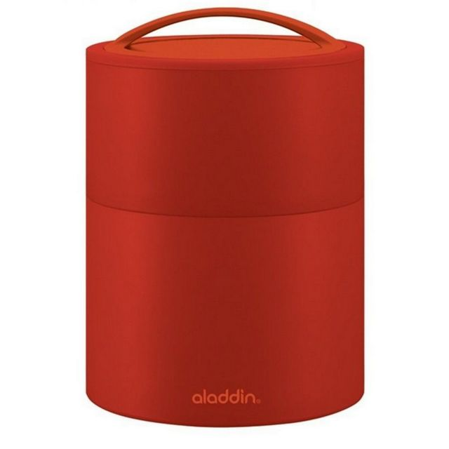 aladdin bo te alimentaire isotherme rouge 135023 pas cher achat vente boite de. Black Bedroom Furniture Sets. Home Design Ideas