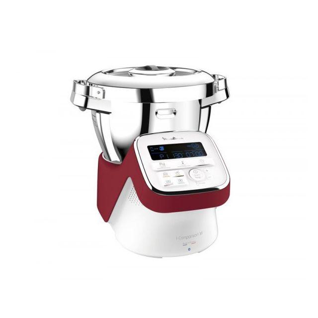Companion Xl Reconditionné: Robot Cuiseur Companion XL Rouge HF908500
