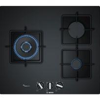 Bosch - Table de cuisson gaz 3 foyers PPC6A6B10