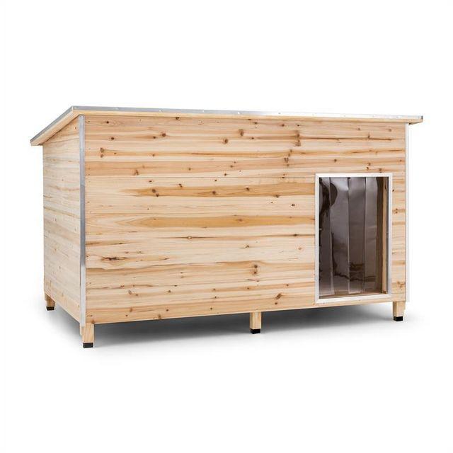 marque generique oneconcept niche en bois taille l 90x120x90cm isolation coupe vent oneconcept. Black Bedroom Furniture Sets. Home Design Ideas
