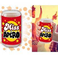 Kas Design - Verre Canette Miss Apéro