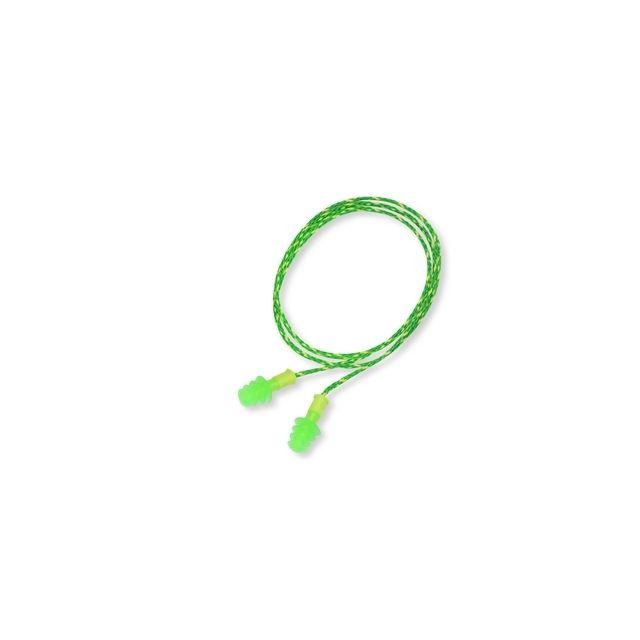Howard Leight - Bouchons d'oreilles Fusion de taille petite avec cordelette