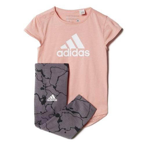 010c2e7424ab0 Adidas - I Girls Set Ensemble Short+ts Fille - pas cher Achat ...