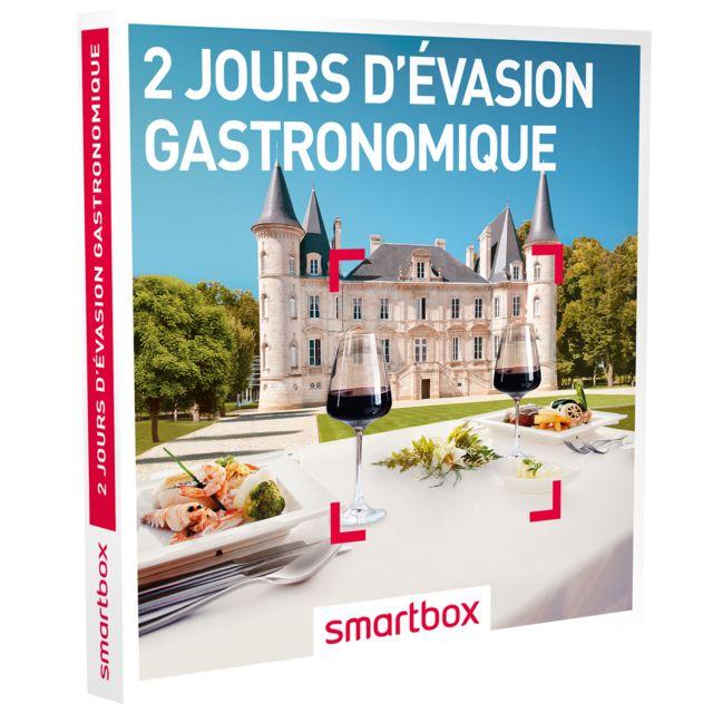 Smartbox 2 Jours D Evasion Gastronomique Pas Cher Achat